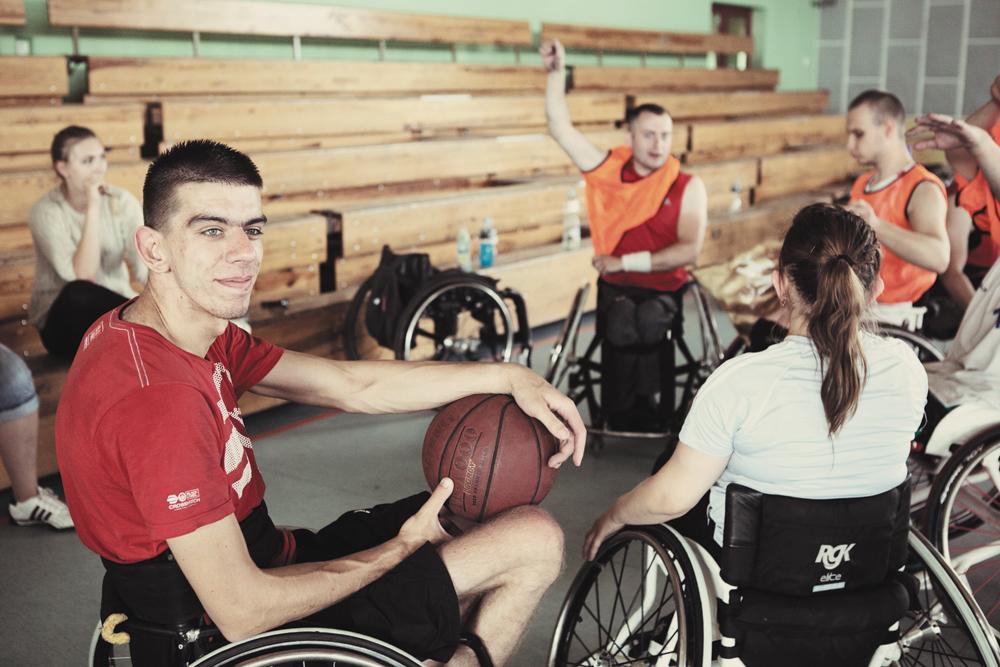aktiviteter for handicappede