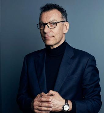 Professor Bent Flyvbjerg.