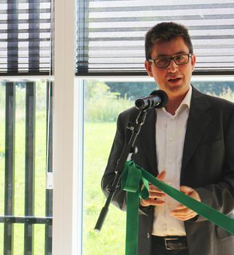 Uddannelseschef Anders Bülow, Skovskolen, byder velkommen