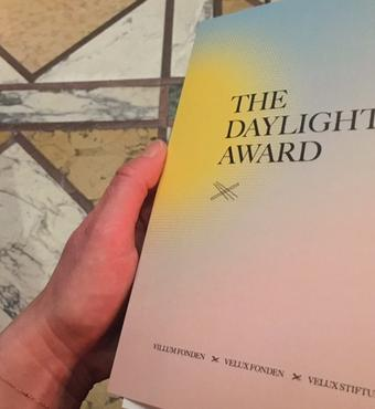 The Daylight Award 2016