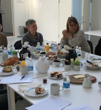 Morgenmad og debat