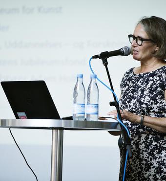 Direktør Ane Hendriksen, VELUX FONDEN bød velkommen og satte scenen