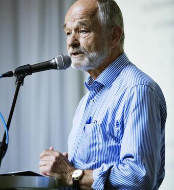 Bestyrelsesformand Hans Kann Rasmussen motiverede jubilæumsbevillingen med referencer til både dagslys og almennytte