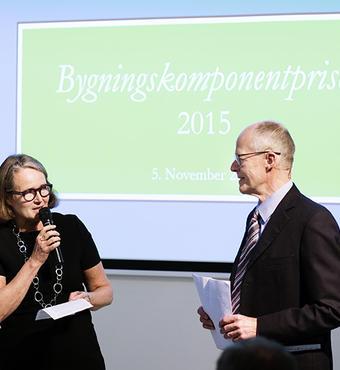 VELUX FONDENs direktør Ane Hendriksen og tidl. bestyrelsesformand i VILLUM FONDEN Lars Kann-Rasmussen